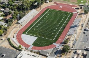 QCC_El Camino High School Athletic Field (Synthetic Turf & Stadium Renovation Project