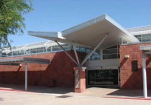QCC_Palm Desert Library Renovation, College of the Desert, Palm Desert
